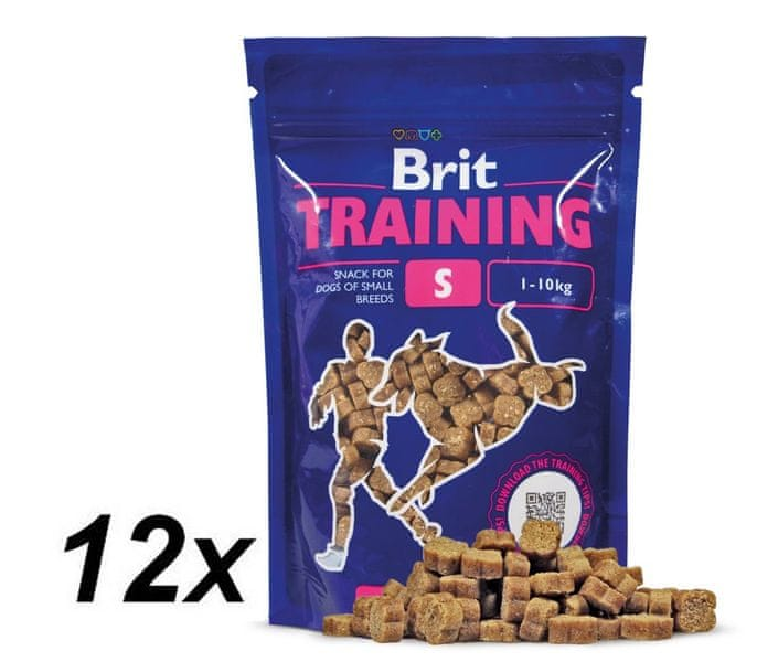 Brit Training Snack S 12 x 100g