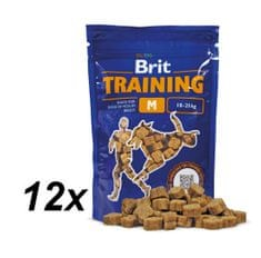 Brit Training Snack M 12 x 100g