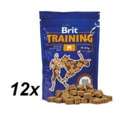 Brit pasji priboljški Training, 12 x 100 g