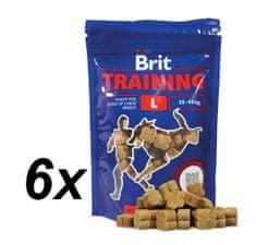 Brit Training Snack L 6 x 500g