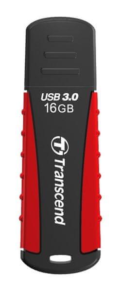 Transcend JetFlash 810 16GB černý/červený (TS16GJF810)