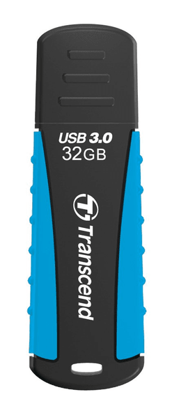 Transcend JetFlash 810 32GB černý/modrý (TS32GJF810)