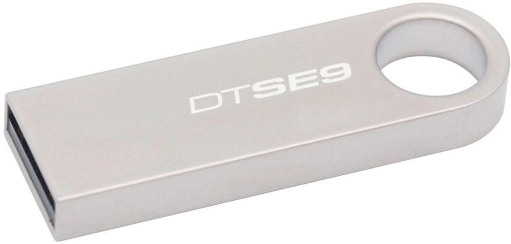 Kingston DataTraveler SE9 16GB / USB 2.0 / Metal (DTSE9H/16GB) - zánovní