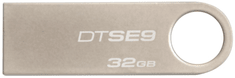 Kingston DataTraveler SE9 32GB / USB 2.0 / Metal (DTSE9H/32GB)