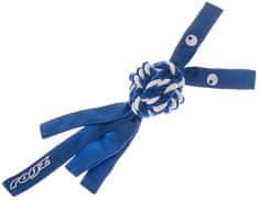 Rogz COWBOYZ provazová hračka modrá
