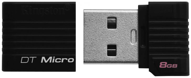 Kingston DataTraveler Micro 8GB (DTMCK/8GB)