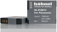 Hähnel baterija DMW-BCM13 za Panasonic (HL-PCM13)