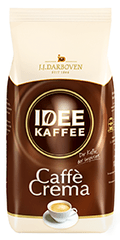 Idee Kaffee Classic Cafe Crema szemes kávé, 1 kg