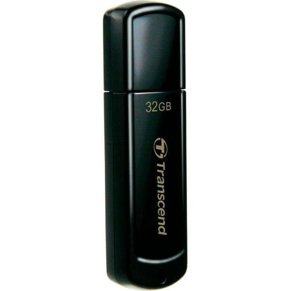 Transcend JetFlash 350 32GB černý (TS32GJF350)