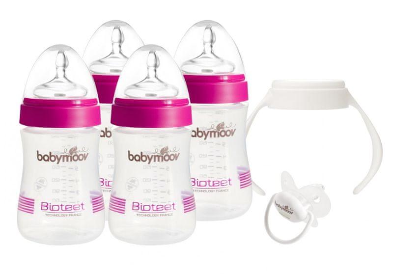 Babymoov Starter Kit Bioteet, Hibiscus