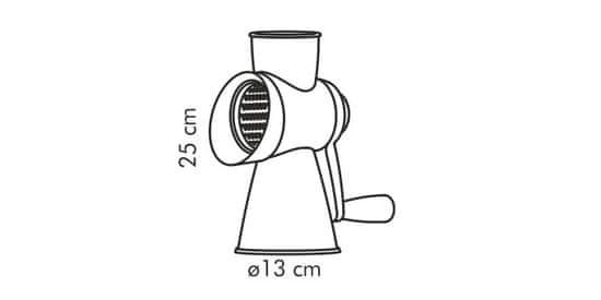 Tescoma Mlýnek HANDY + 4 struhadla