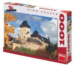 DINO Karlštejn puzzle, 1000 dielikov