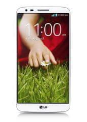 LG G2, D802, 32 GB, bílá