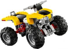 Lego CREATOR Turbo štirikolesnik