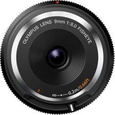 Olympus ploski objektiv BCL-0980 9 mm 1 : 8,0