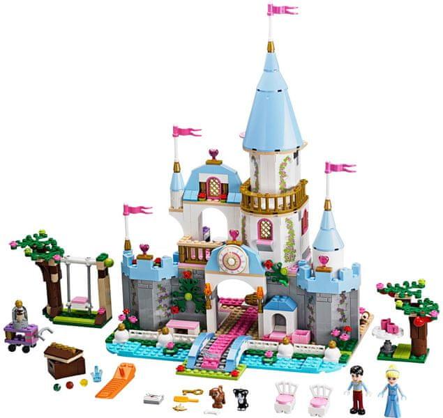 LEGO® Disney Princezny 41055 Popelčin romantický zámek