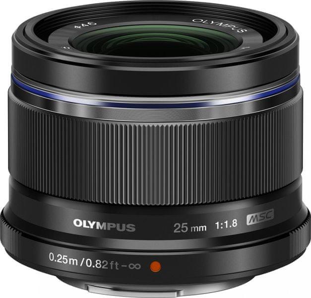 Olympus 25 mm M.Zuiko Digital 1:1.8 Black