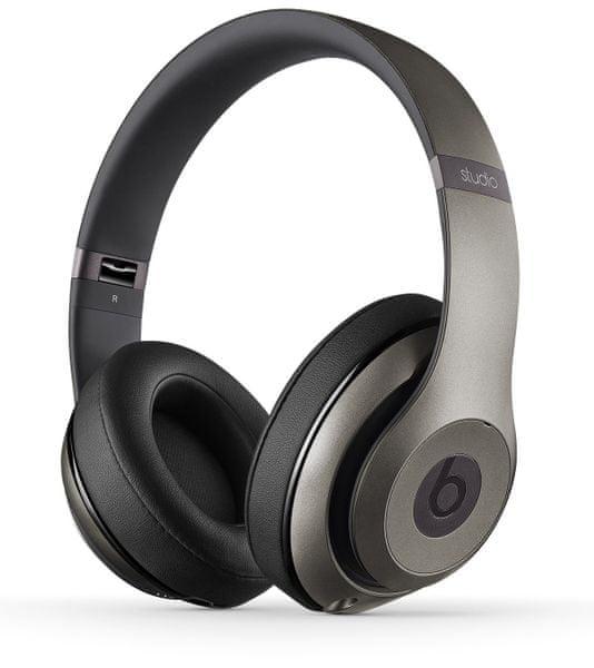 Beats by Dr. Dre Studio 2.0, titan (MHAD2ZM/A) - II. jakost