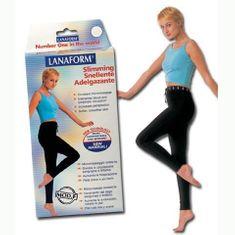 Lanaform Hlače za hujšanje in šport Legging, Črna 10 - Odprta embalaža
