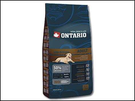 Ontario Adult Low Activity 2,5 kg