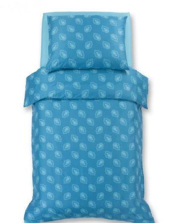 Odeja Harmony posteljnina, 200 x 260 cm + 2 x 60 x 80 cm, turkizna