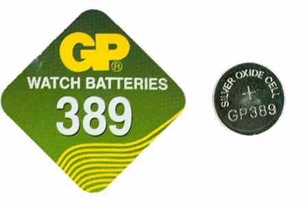 GP Baterija SR54 (389)