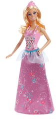 Barbie Prinezna meniteľné prvky - Blondínka fialová