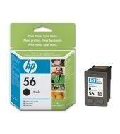 HP tinta C6656AE crna 19ml #56