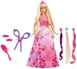 Barbie Princezná dlhovláska