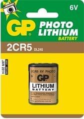 GP Baterija Photo Lithium 2CR5