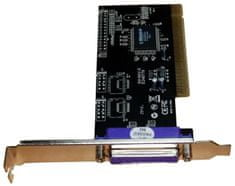 PCI kartica 1x paralel