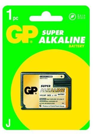 GP Baterija Batteries J Super Alkalna, 1 kom