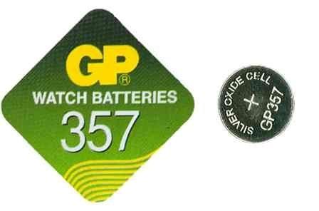 GP Baterija GP357