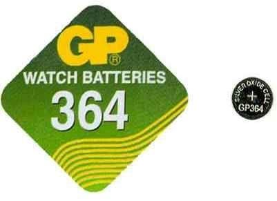 GP Baterija GP364