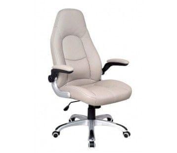 Pisarniški stol K-8332B, bež
