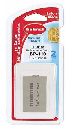 Hähnel Baterija Hahnel Li-Ion HL-C110 (za Canon BP-110)