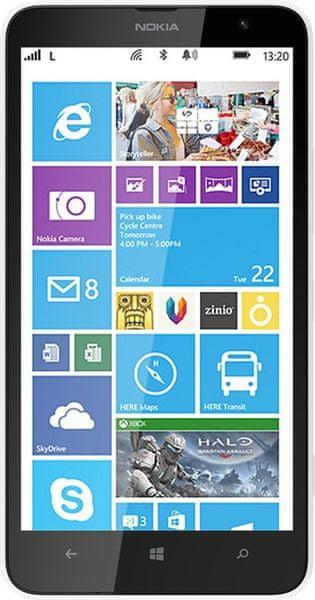Nokia Lumia 1320, bílá - II. jakost