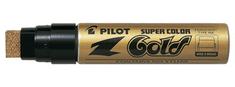 Pilot Marker SuperColor zlat, SC-B-GD Broad