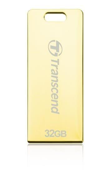 Transcend JetFlash T3G 32GB zlatý (TS32GJFT3G)
