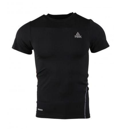 Peak Tekaška majica F63077, moška S Črna