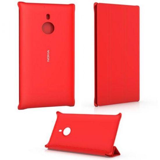 Nokia flipový kryt CP-623 Lumia 1520, červený