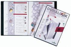 Durable Mapa Duralook Plus z vložnimi žepi, 10 žepov (2431)