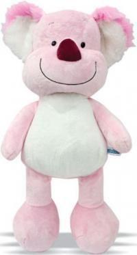 Debbie Koala, 20 cm, roza