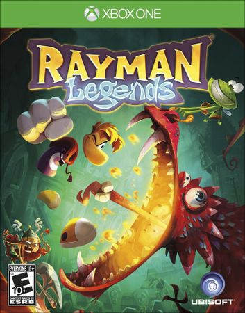 Ubisoft Rayman Legends (Xbox one)