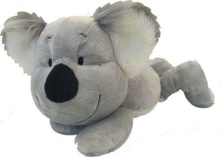 Debbie Koala ležeča, 20 cm, siva