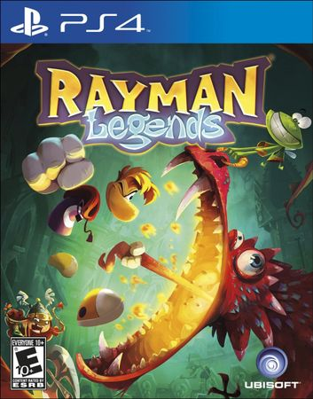 Ubisoft igra Rayman Legends (PS4)