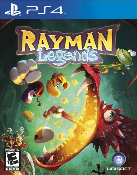 Ubisoft Rayman Legends / PS4