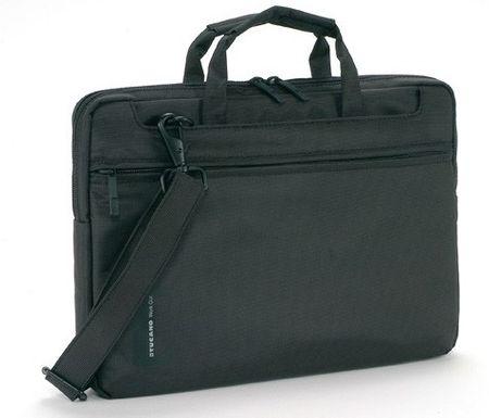 Tucano torba za prenosnik Work-Out Slim za MacBook Pro 33,02 cm (13''), črna