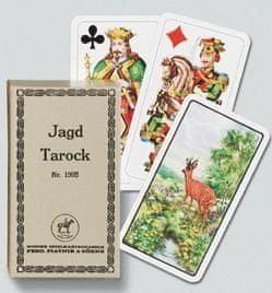 Piatnik karte - Tarok lovski motiv