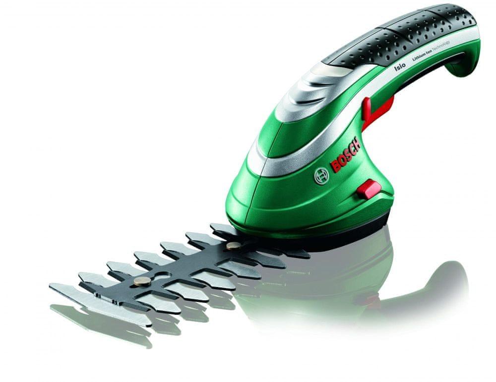 Bosch nůžky na trávu a keře ISIO 3 0600833102 - použité